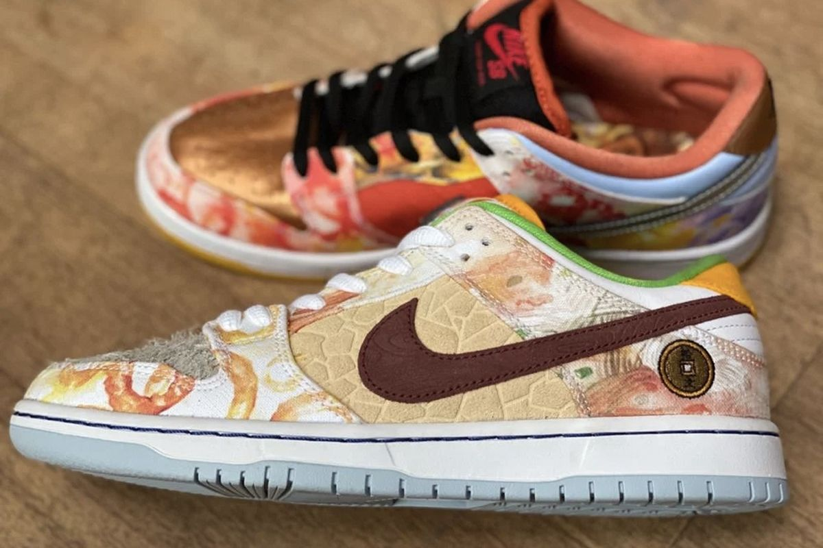 "Nike SB's Dunk Low ""CNY"" Is All Over the Place & We're Here for It 12"