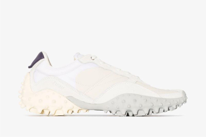 Fugu Spiked Sneakers