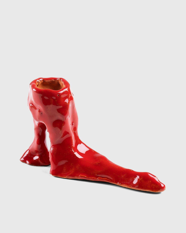 Laura Welker – Candle Holder Red - Image 2