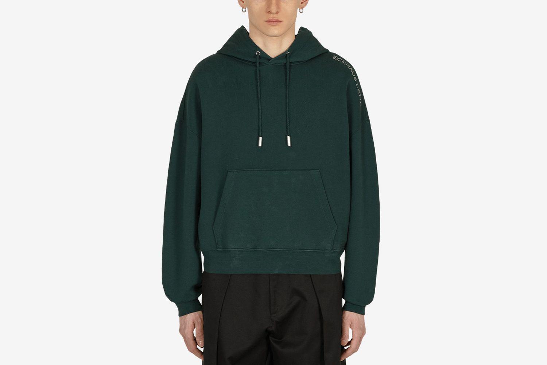 Logo Hooded Sweater