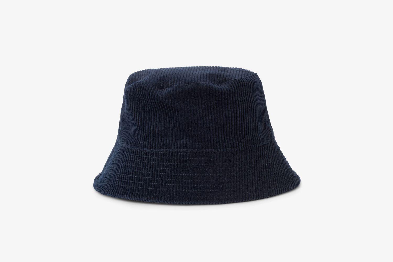 Cord Bucket Hat