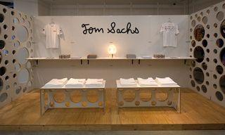 Here's a Look Inside Tom Sachs' BEAMS Pop-Up