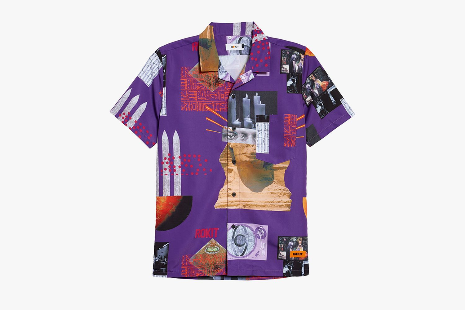 Saturn Button-Up Shirt