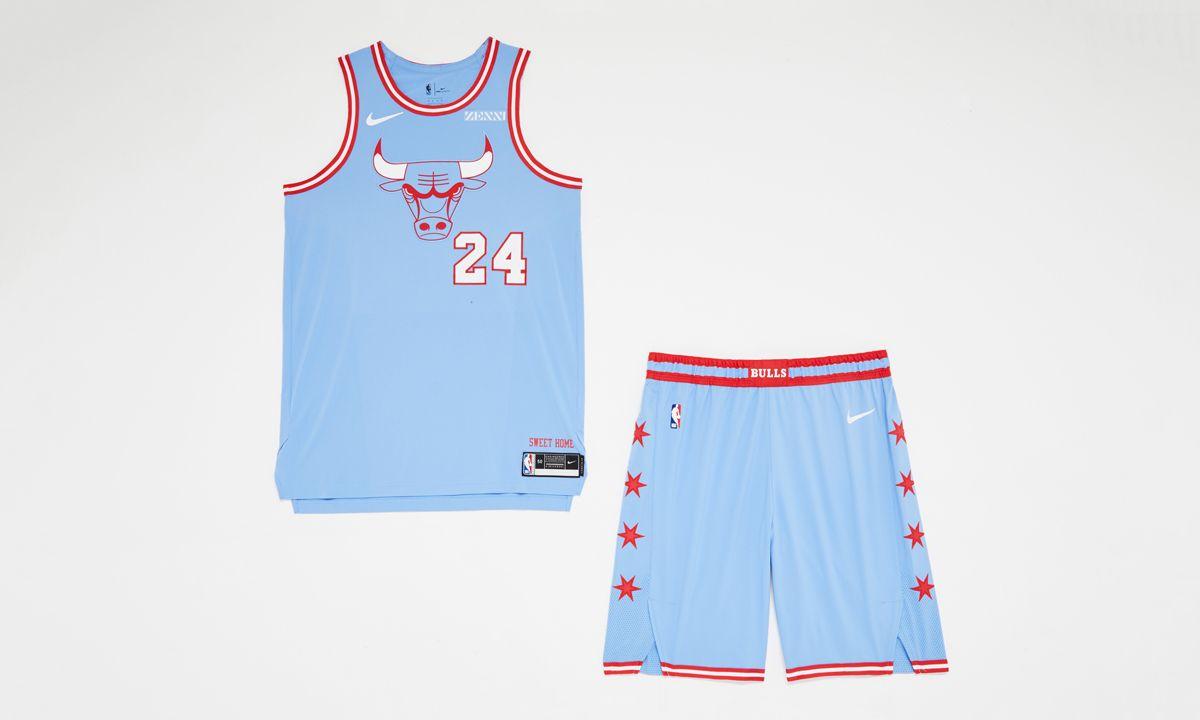 Nike Unveils 2019-20 NBA City Edition Uniforms