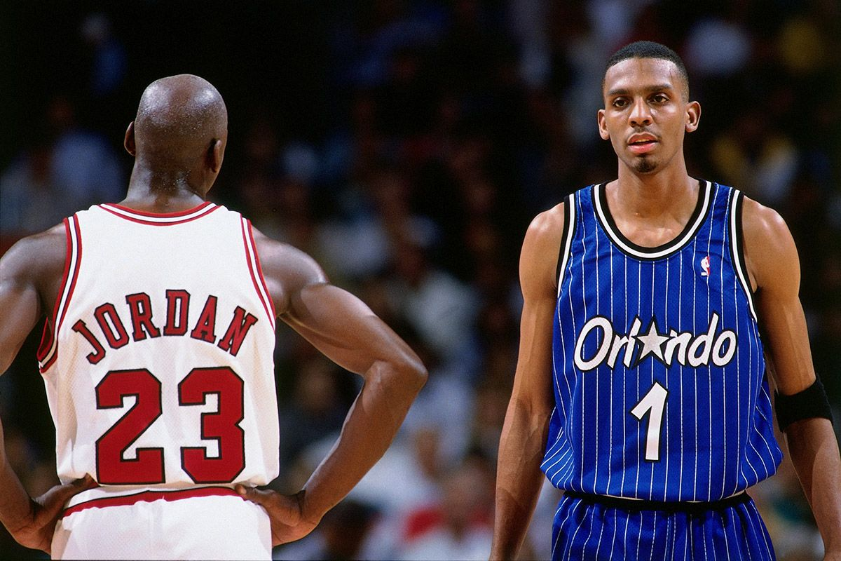Why Michael Jordan Wore Penny Hardaway's Signature Nike During the Playoffs 3