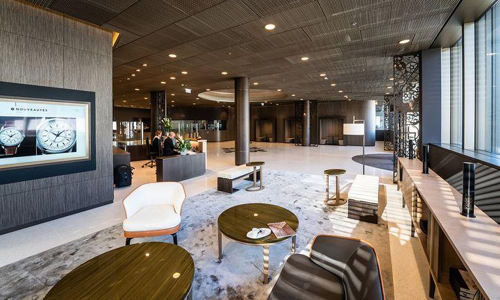 Patek Philippe headquarters Switzerland