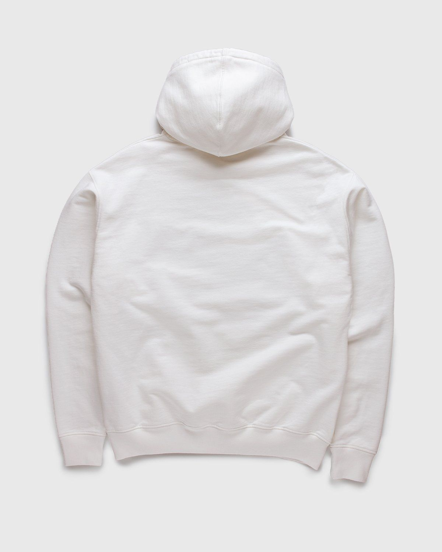 Highsnobiety — Hoodie Off White  - Image 2