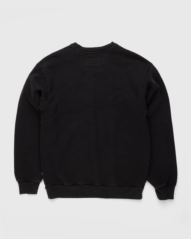 Noon Goons – Garden Sweatshirt Black - Image 2