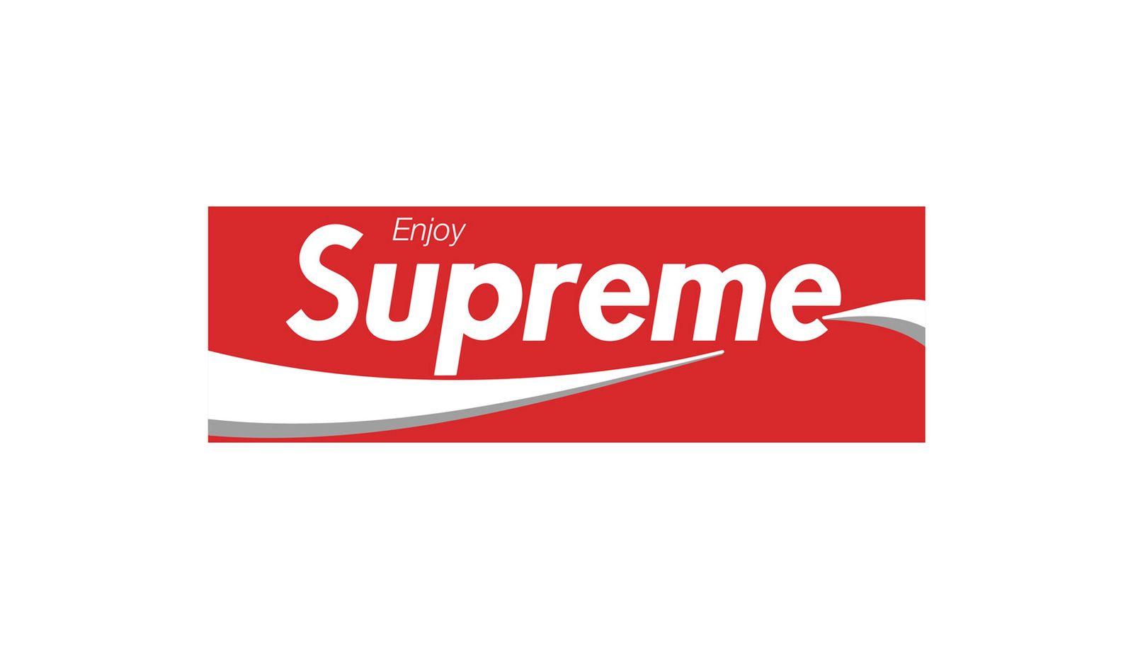 15 obscure supreme box logo t shirts coke bape burberry coca cola