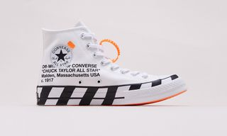 6d9c2c13f4af The New OFF-WHITE x Converse Chuck 70 Drops Today. Sneakers