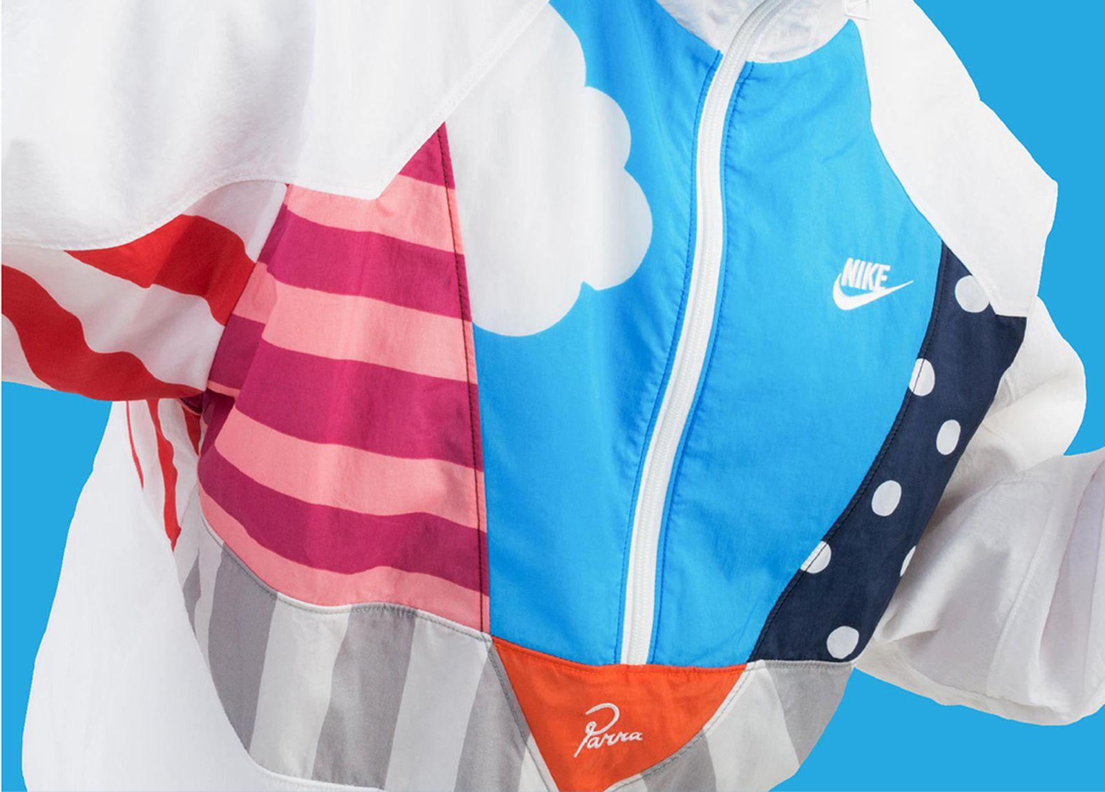 Parra Nike Tracksuit air max 1