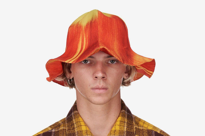 Pedal Drip Bucket Hat