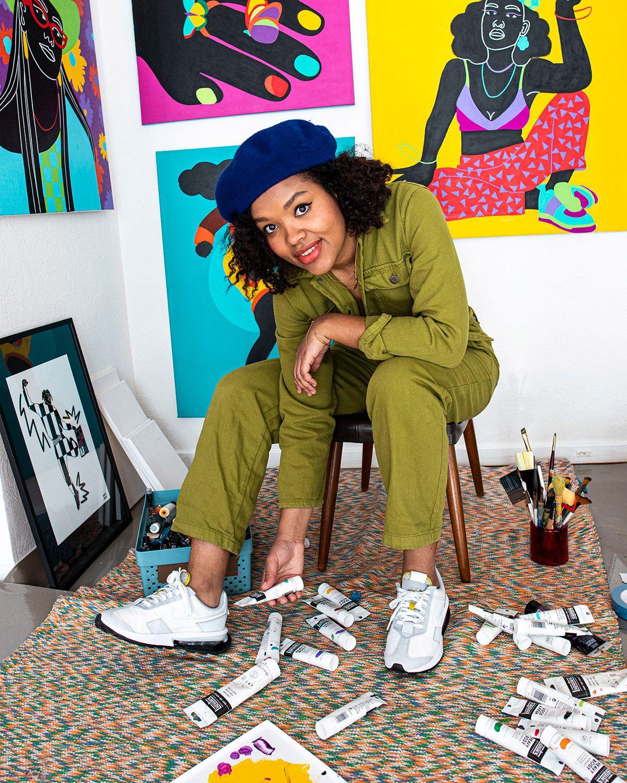Nike Spotlights Four Women Pushing Culture Forward 29