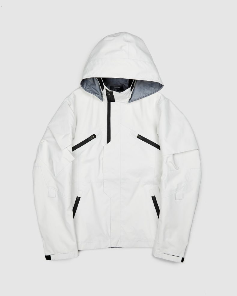 ACRONYM — J1B GT Jacket White