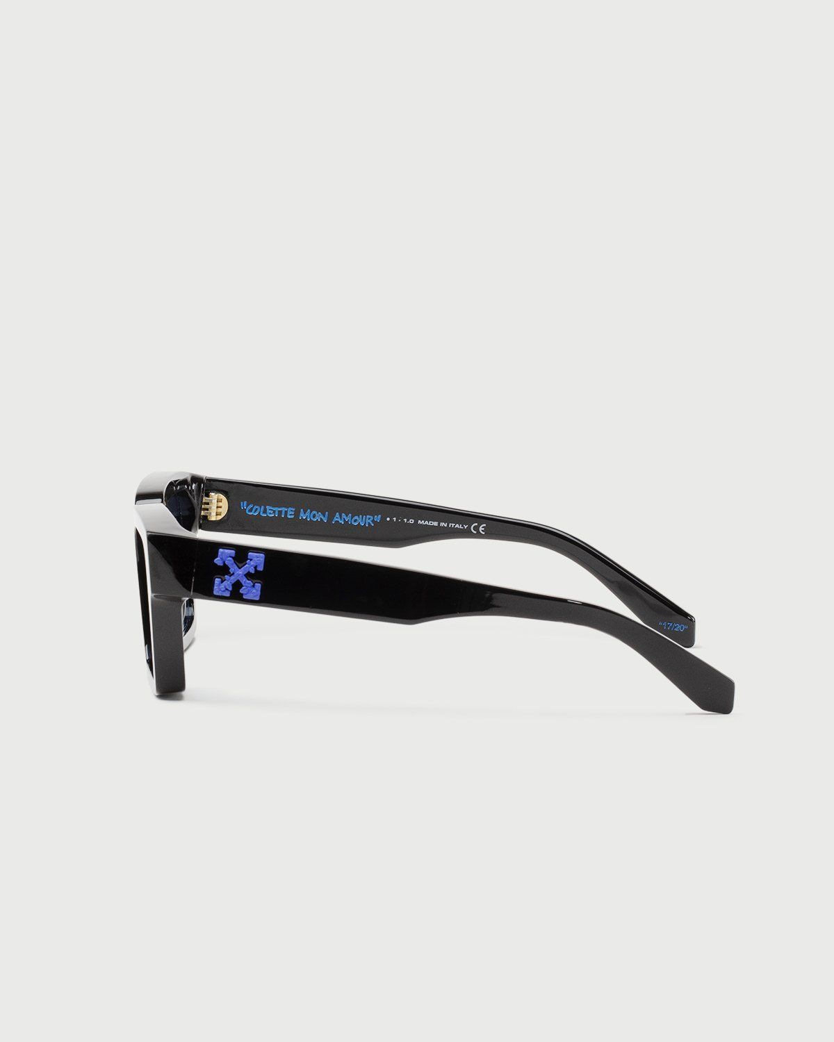 Off-White x colette Mon Amour - Sunglasses Black - Image 3