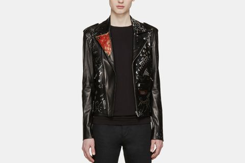 Gregory Siff Edition Biker Jacket