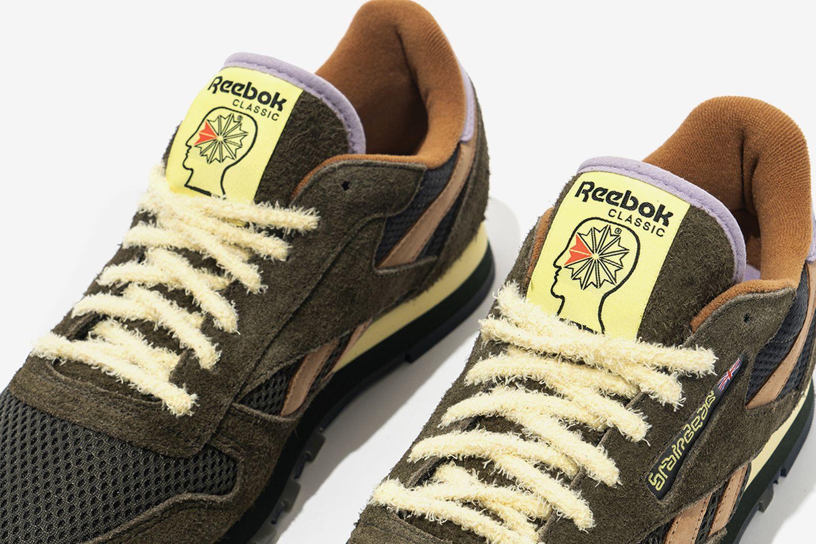 Brain Dead x Reebok Classic Leather