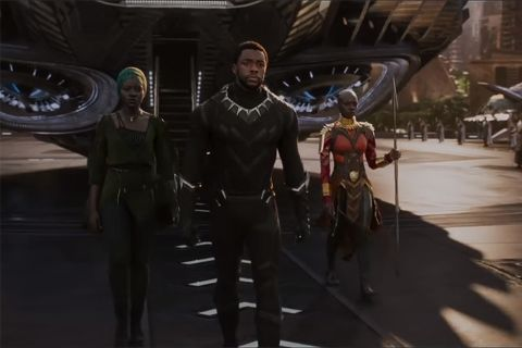 black panther best easter eggs disney marvel studios mcu