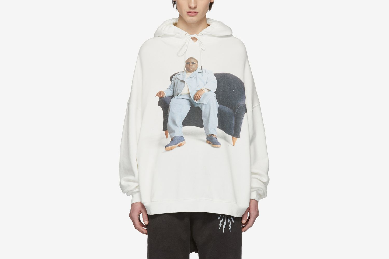 Biggie Couch Hoodie
