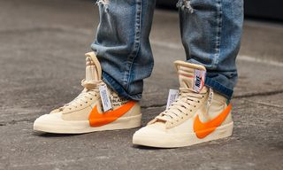 The Best Sneaker Street Style From New York Fashion Week SS19