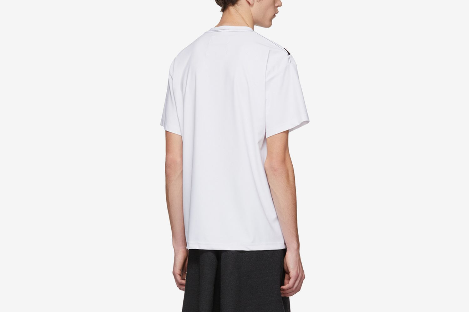 Neoprene Tape Pocket T-Shirt