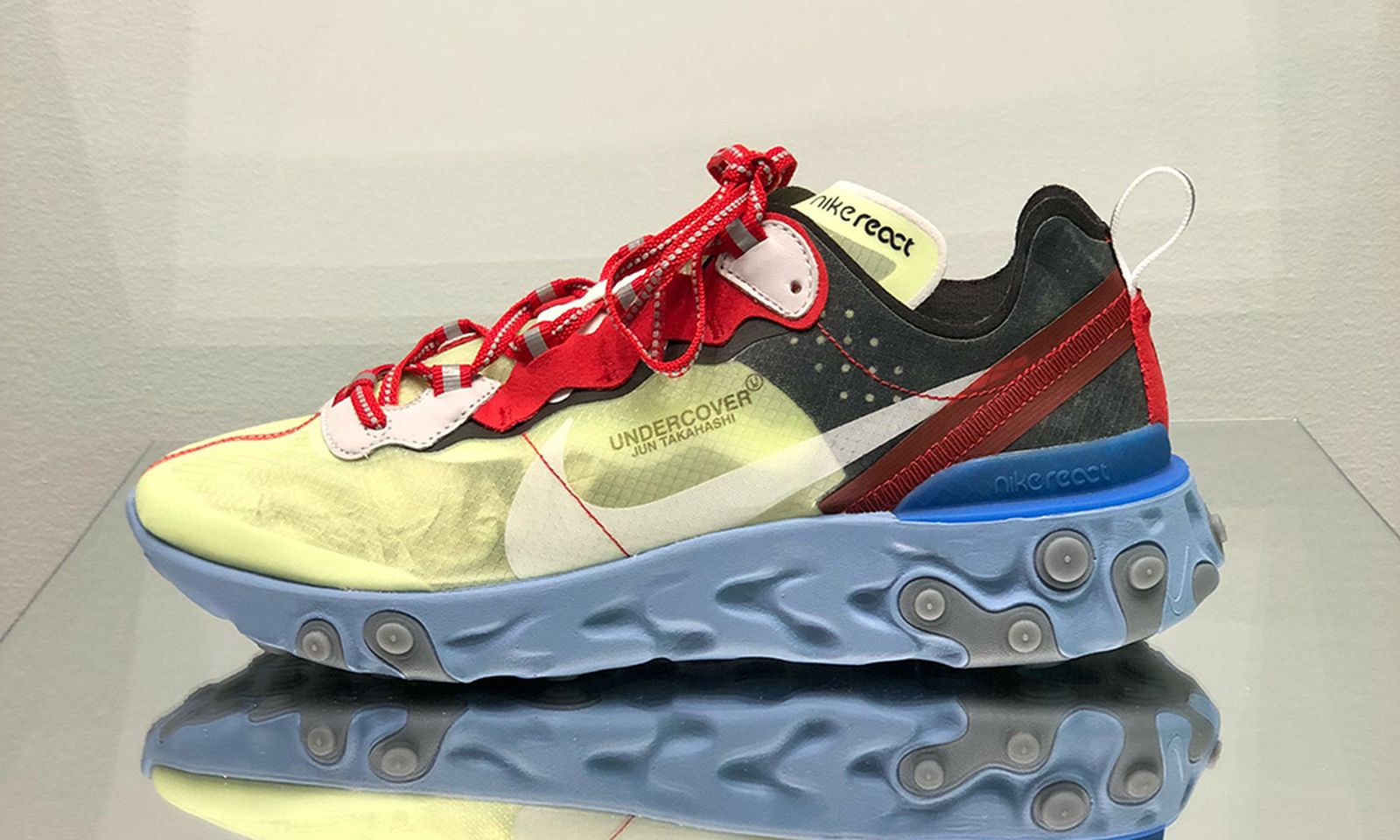 undercover nike react element 87 release date price feature