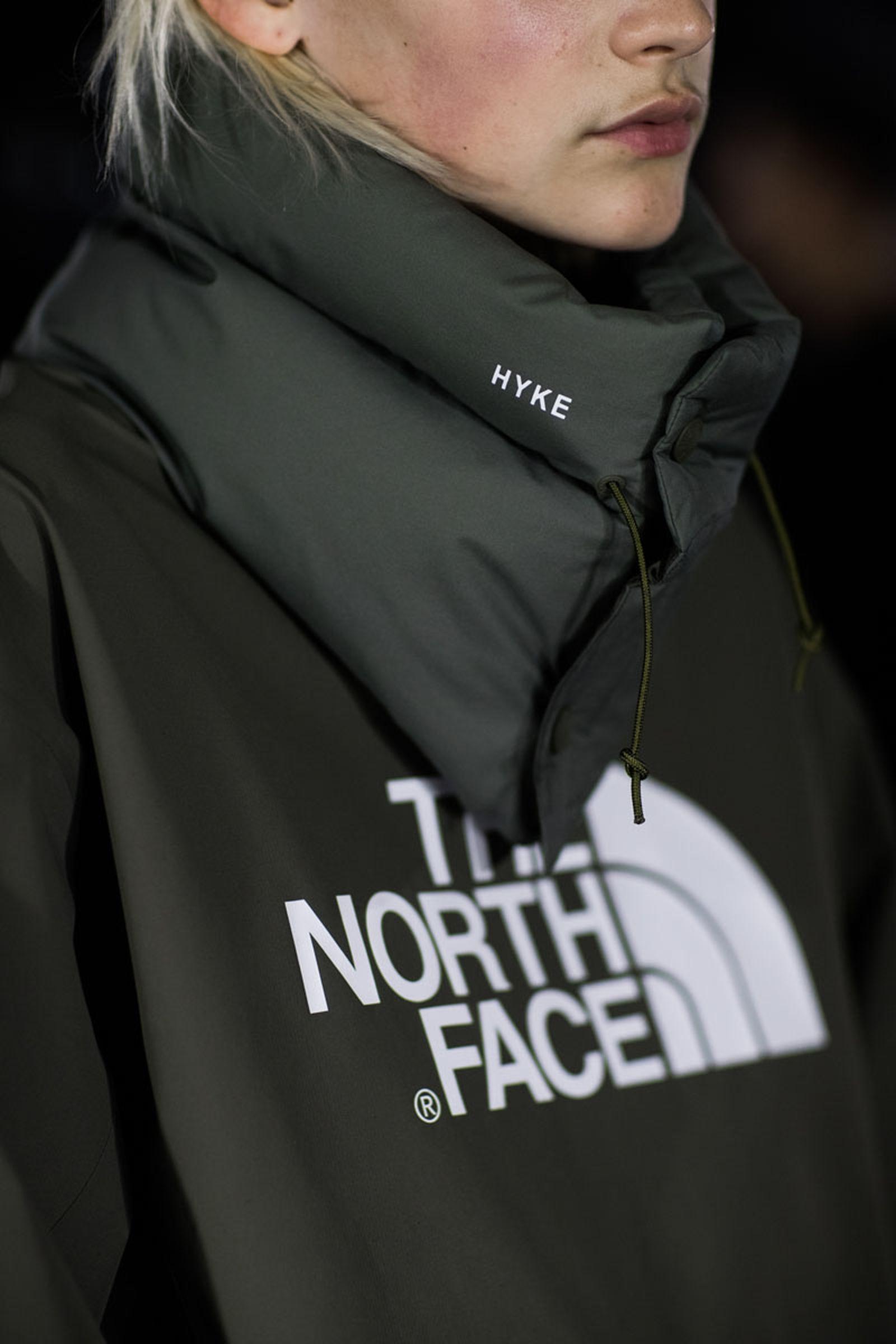 1HYKE The North Face FW19 Tokyo Fashion Week