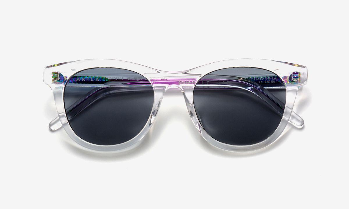 AKILA Puts an Iridescent Spin on Its Studio Sunglasses