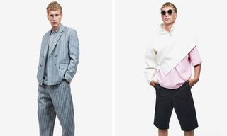 ASOS WHITE's First Menswear Collection Is Full of Affordable Gems