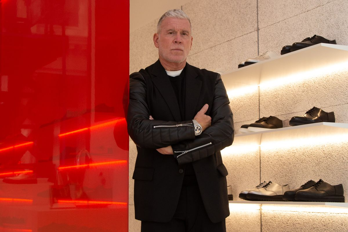 Nick Wooster: Sneaker Culture Is the Most Democratic Subculture in Fashion 13