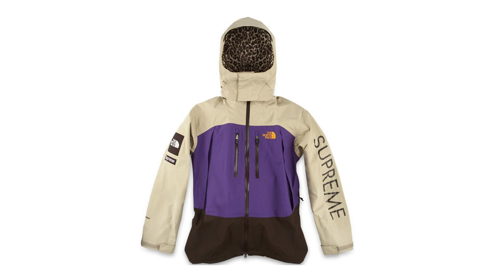 supreme x the north face history fw07