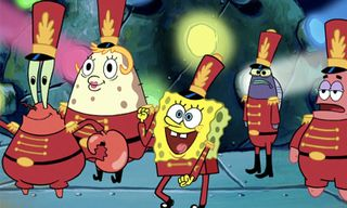 """Streams of SpongeBob's """"Sweet Victory"""" Have Risen Over 500% Since the Super Bowl"""