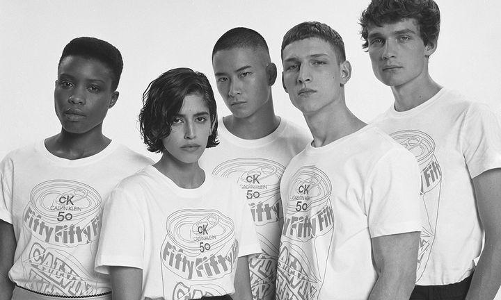 CK50 Announcement feat Calvin Klein highsnobiety
