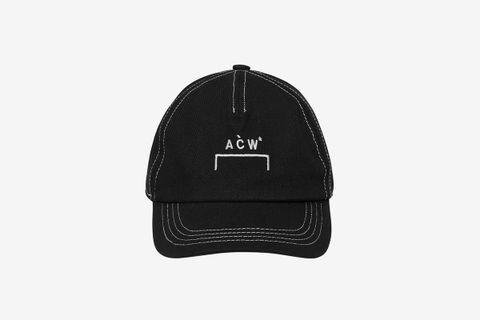 Classic Logo Cap Black