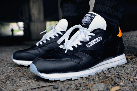 00e219c8268 Caliroots x All Out Dubstep x Reebok Classic Leather