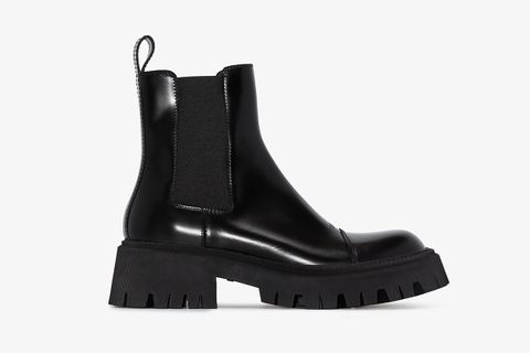Tractor 20 Leather Boots