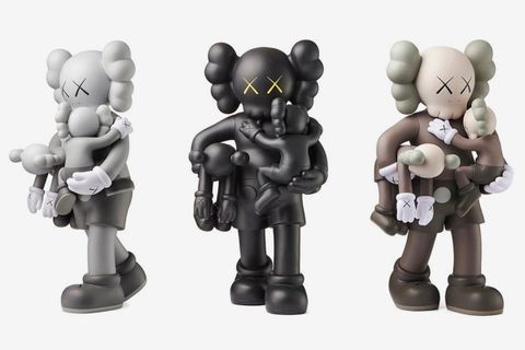 KAWS Modern figurines release date price info The Modern