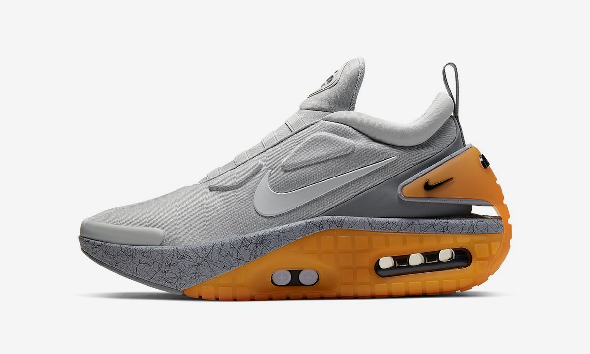 Nike Surprise-Released a New Self-Lacing Air Max Sneaker