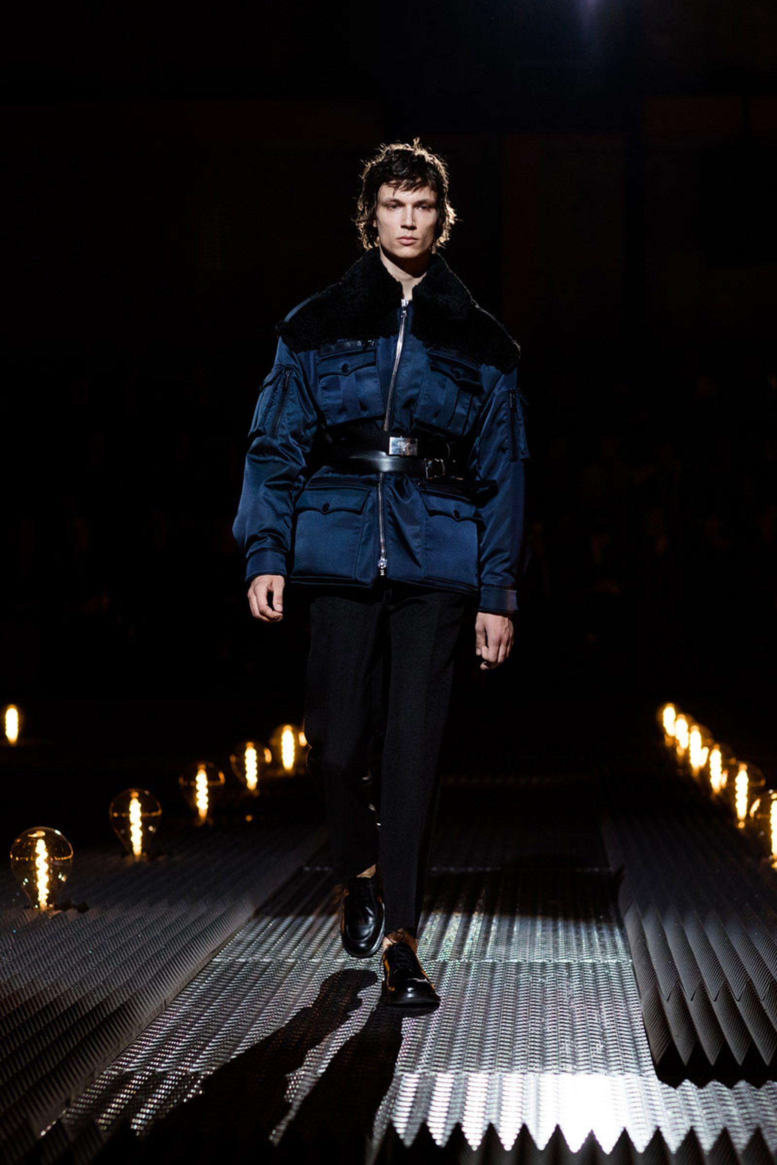 9prada fw19 milan fashion week rumway runway