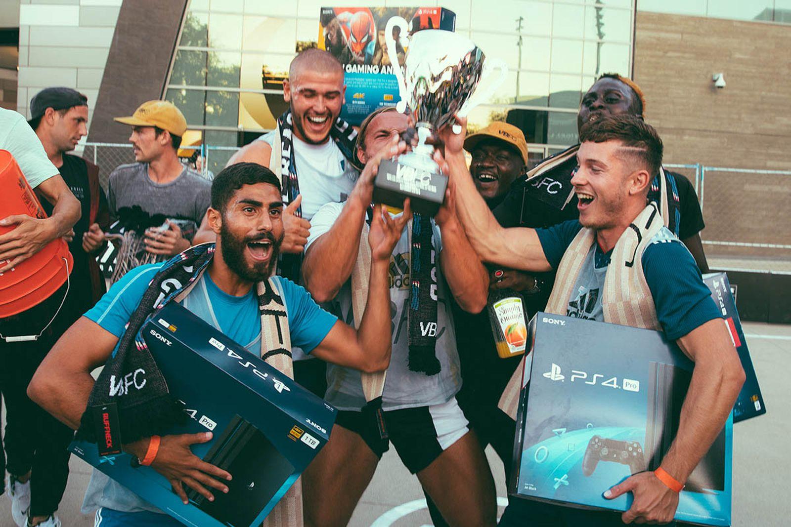 ea sports fifa 20 volta MLS