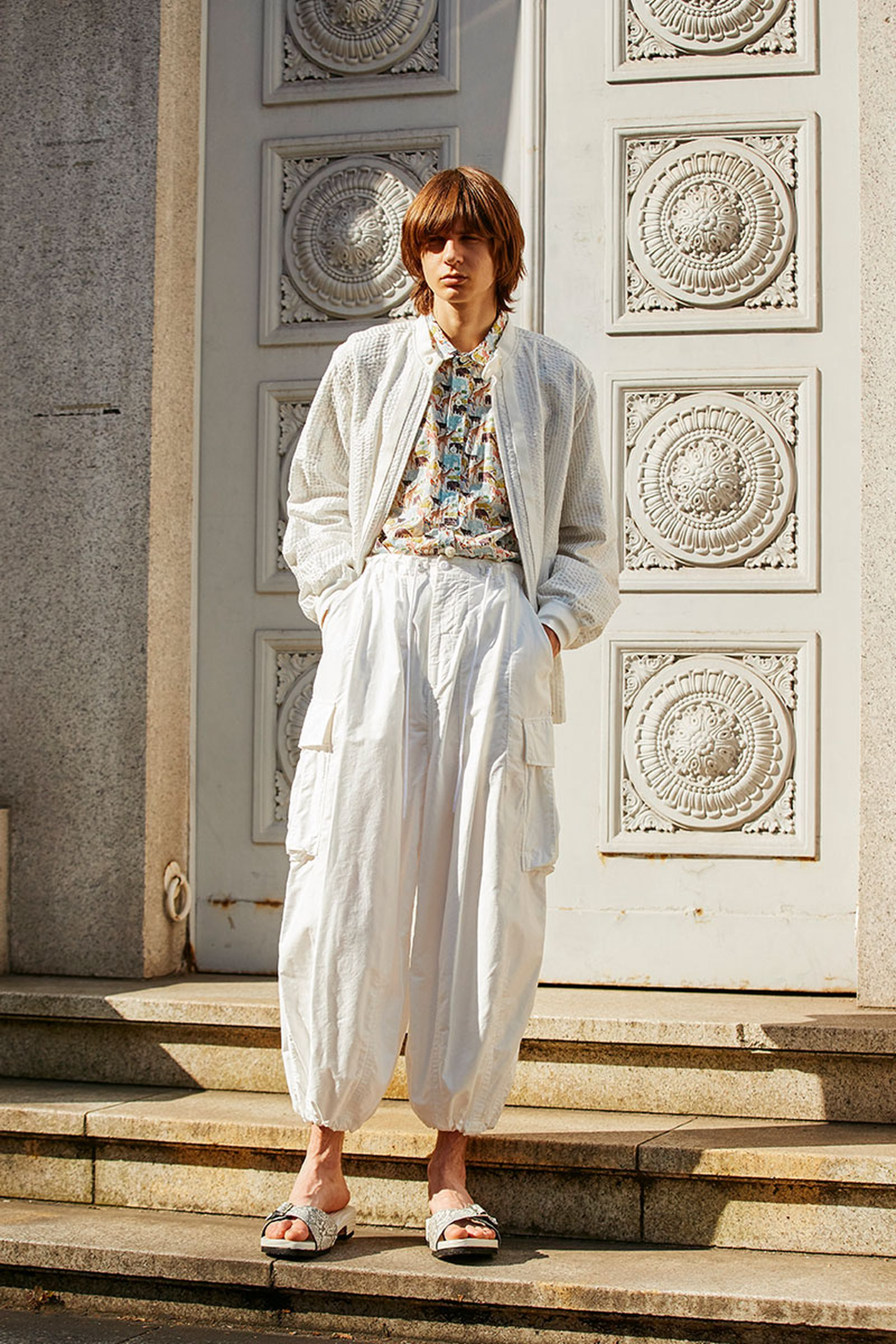 needles ss 20 lookbook nepenthes ss20