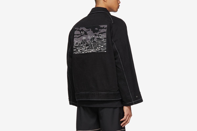 Viens Dans Moi Athena Jacket