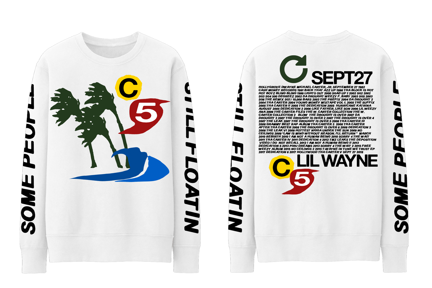 a2457fc8f5ae3 Lil Wayne s  Carter V  Merch  Buy It Here