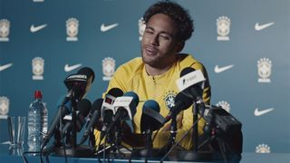 nike football awaken the phantom film Neymar