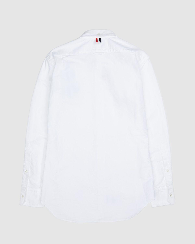 Colette Mon Amour x Thom Browne - White Eiffel Classic Shirt - Image 2