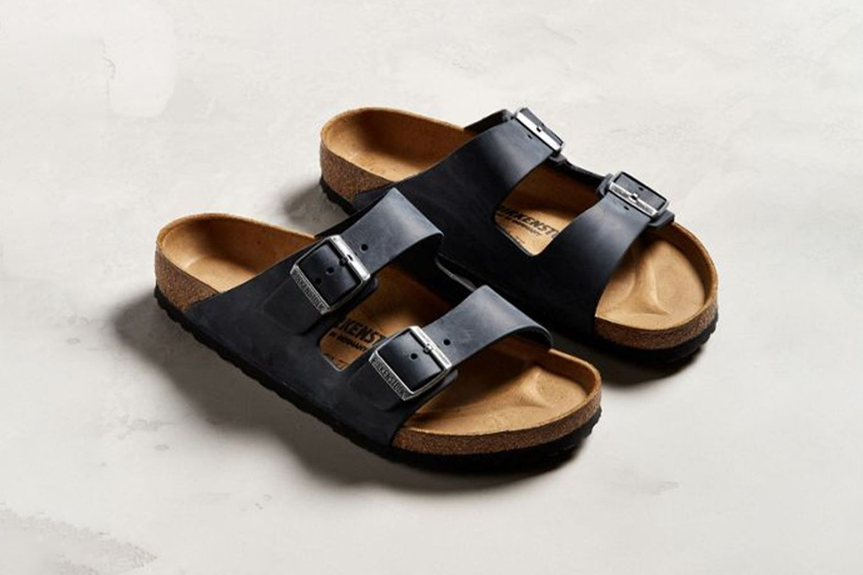 Arizona Leather Sandal