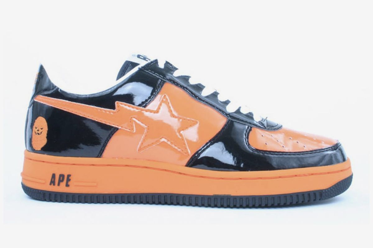 The 21 Spookiest Halloween Sneakers to Buy Right Now 46