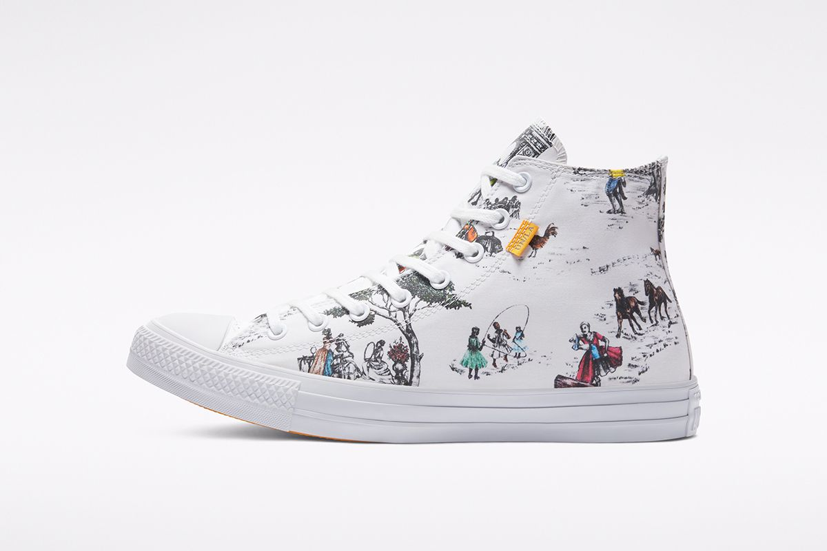 Union Celebrates African American Culture With New Converse Chuck Taylor 11