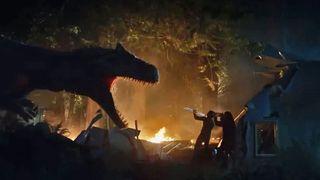 battle at big rock short film jurassic world