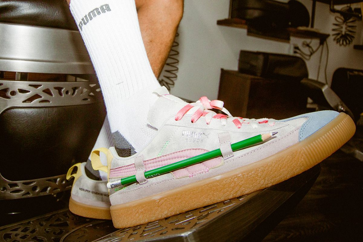 Bricks & Wood x New Balance Celebrates Black America & More in Today's Sneaker News 23